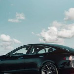 Tesla Model S 2014 тюнинг колес ADV.1 MAG9.2 Pulse M.V1
