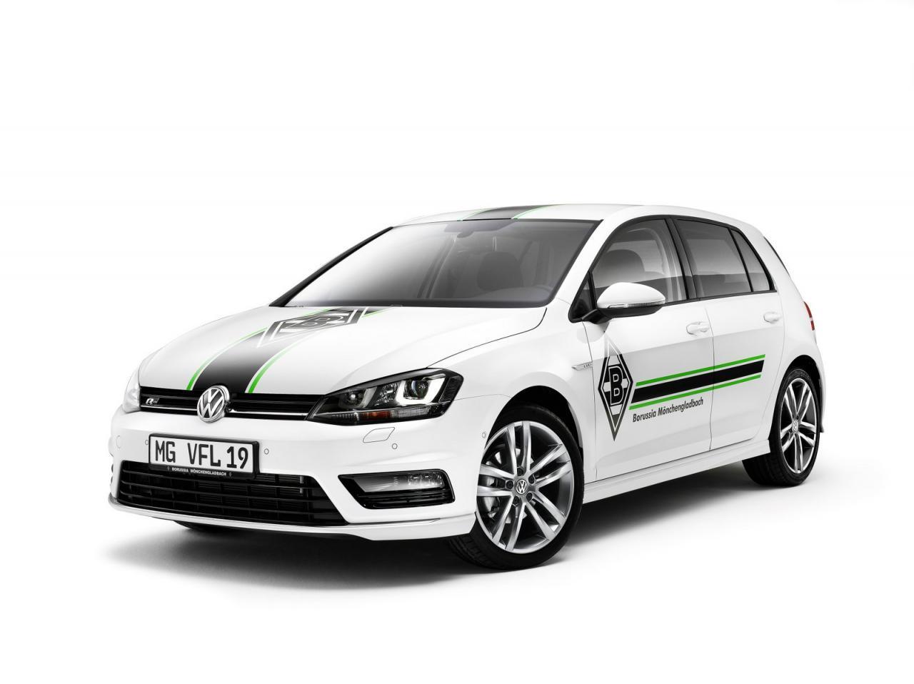 Volkswagen Golf Borussia Mönchengladbach special edition