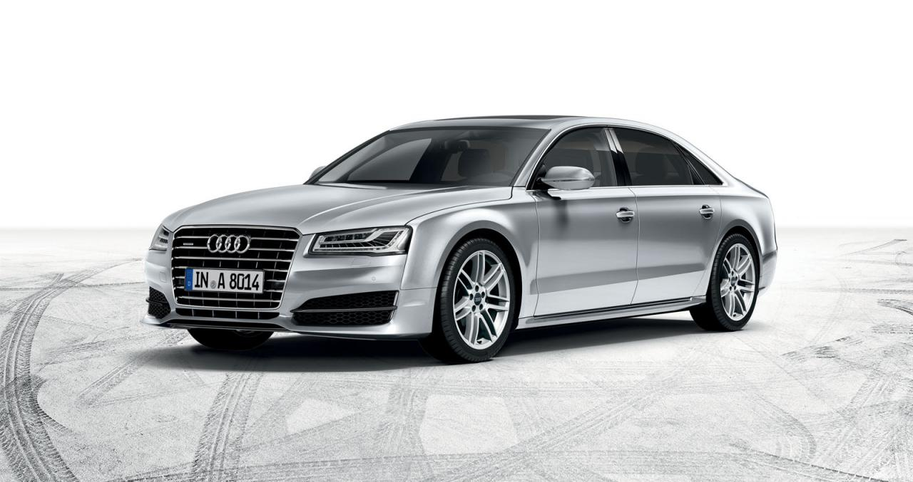 Audi A8 Sport 2015