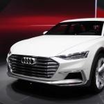 Audi Prologue Allroad концепт на Шанхайском автосалоне 2015