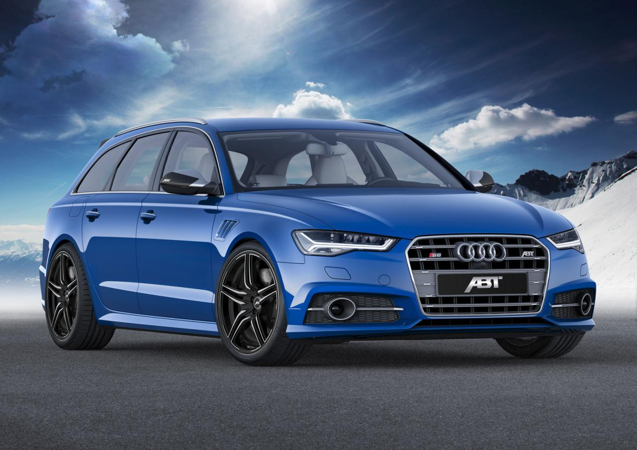 Audi S6 тюнинг ABT Sportsline