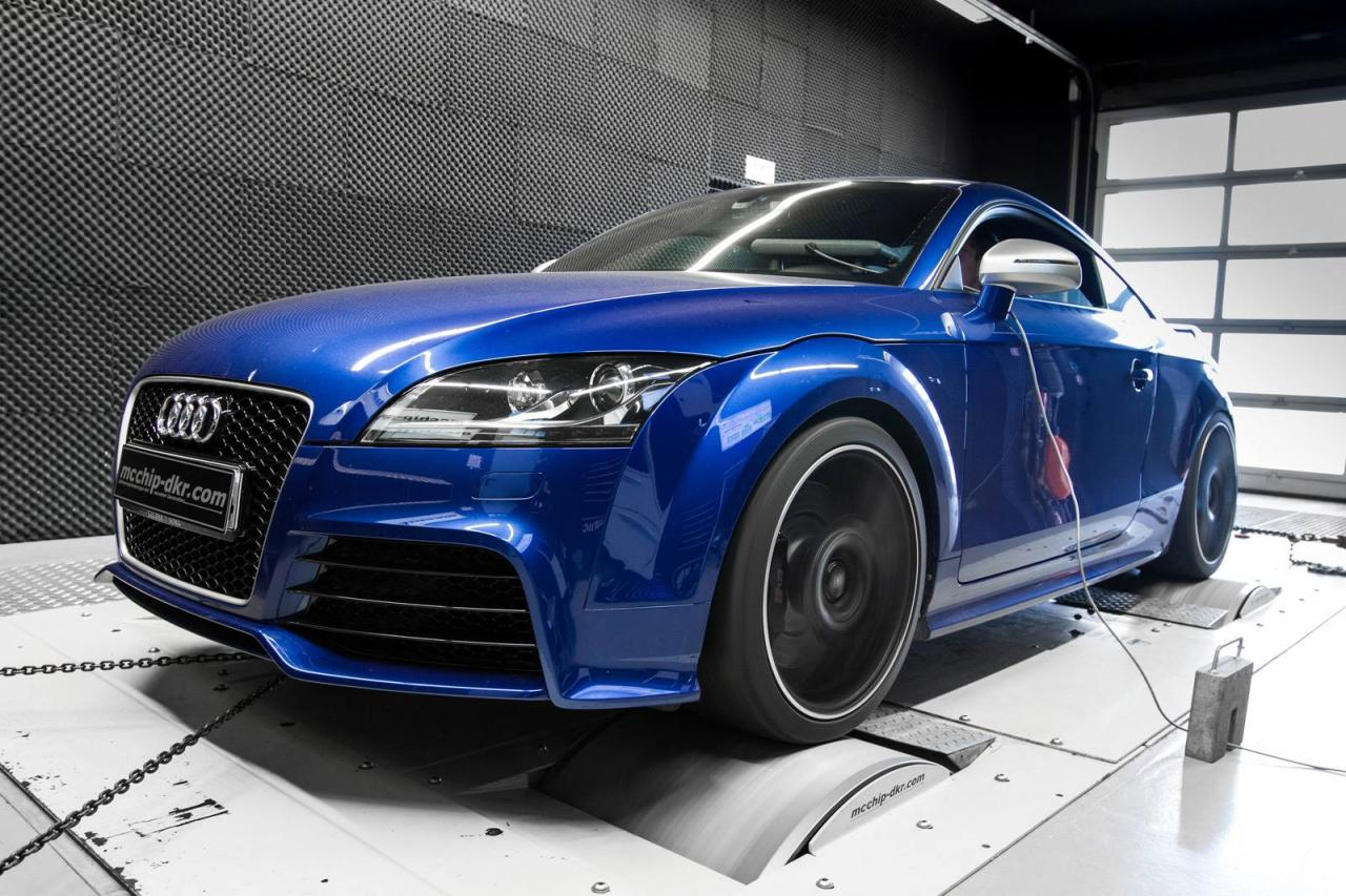 Audi TT RS тюнинг mcchip-dkr