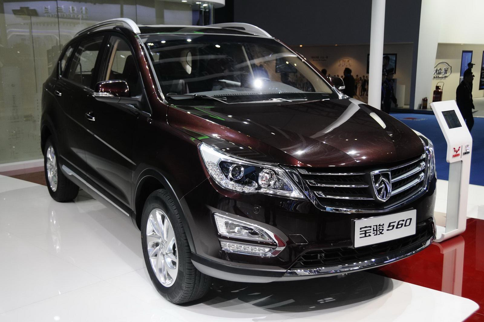 Baojun 560