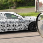 BMW 7-Series 2016 шпионские фото