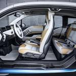 BMW i3 2014 interior