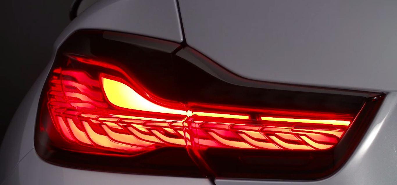 BMW M4 Iconic Lights концепт