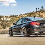 BMW M4 от TAG Motorsports на колесах ADV.1 ADV6 Track Function CS