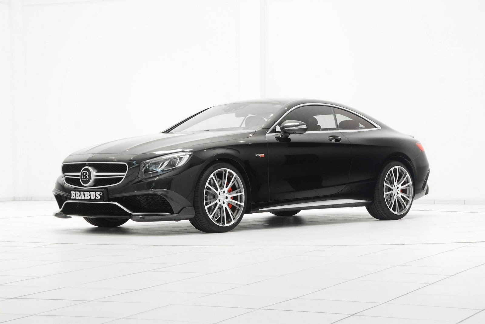 Brabus 850 Mercedes S63 AMG Coupe