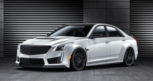 Cadillac CTS-V 2016 тюнинг Hennessey HPE1000