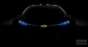 Chevrolet FNR Concept тизер