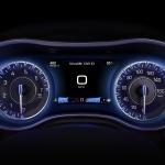 Chrysler 300C Platiunum 2015 interior