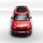 Citroen Aircross концепт