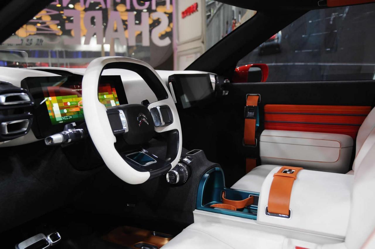 Citroen Aircross на Шанхайском автосалоне - 2015