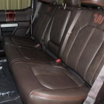 Ford F-150 King Ranch 2015 interior