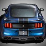 Ford Shelby GT350R Mustang 2015