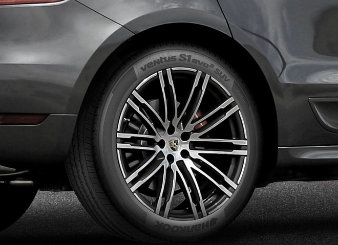 Hankook Ventus S1 evo2 SUV Porsche Macan