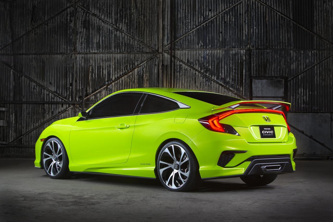Honda Civic 2016 Concept