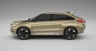 Honda D Concept