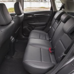 Honda Fit EX-L 2015 interior