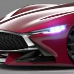 Infiniti Vision GT Concept