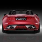 Jaguar F-Type тюнинг Piecha Design