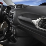 Jeep Renegade Limited 2015 interior