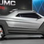Jianling Yuhu Concept Pickup