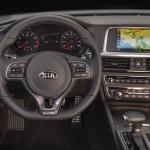 Kia Optima 2016 новое поколение