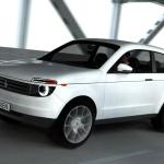 Lada 4x4 нового поколения - рендер независимого дизайнера