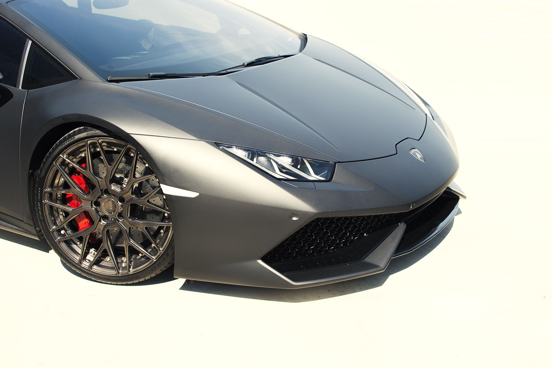 Lamborghini Huracan тюнинг GMG Racing