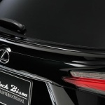 Lexus NX тюнинг Wald International