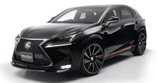 Lexus NX тюнинг Wald International