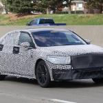 Lincoln Continental 2017 шпионские фото