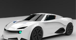 Mean Metal Motors M-Zero концепт