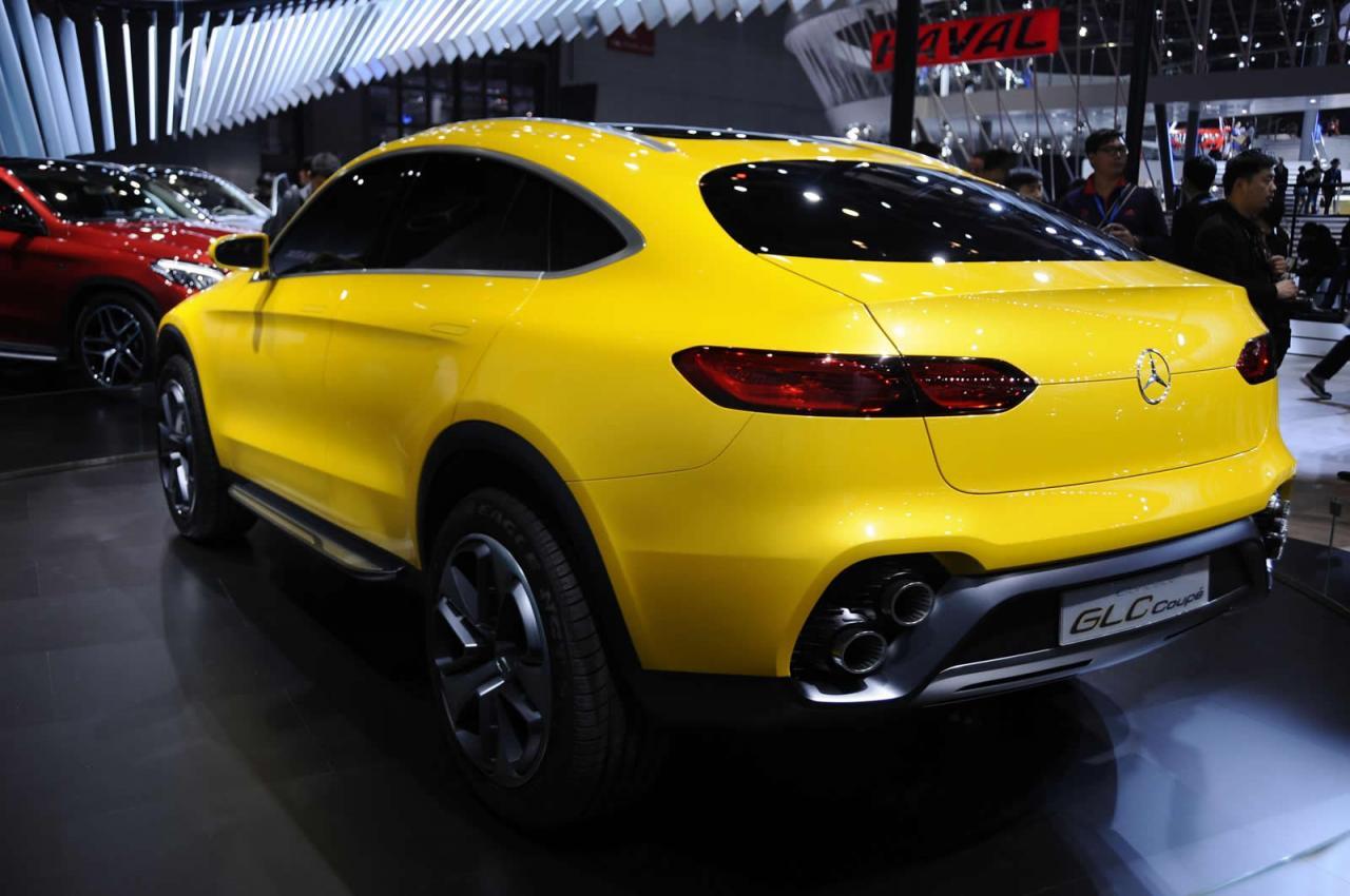 Mercedes benz glc coupe for Mercedes benz glc precio