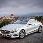Mercedes S-Class Coupe 10-спицевые колеса