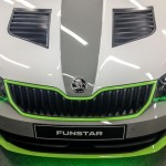Skoda FUNStar Concept пикап на базе Fabia