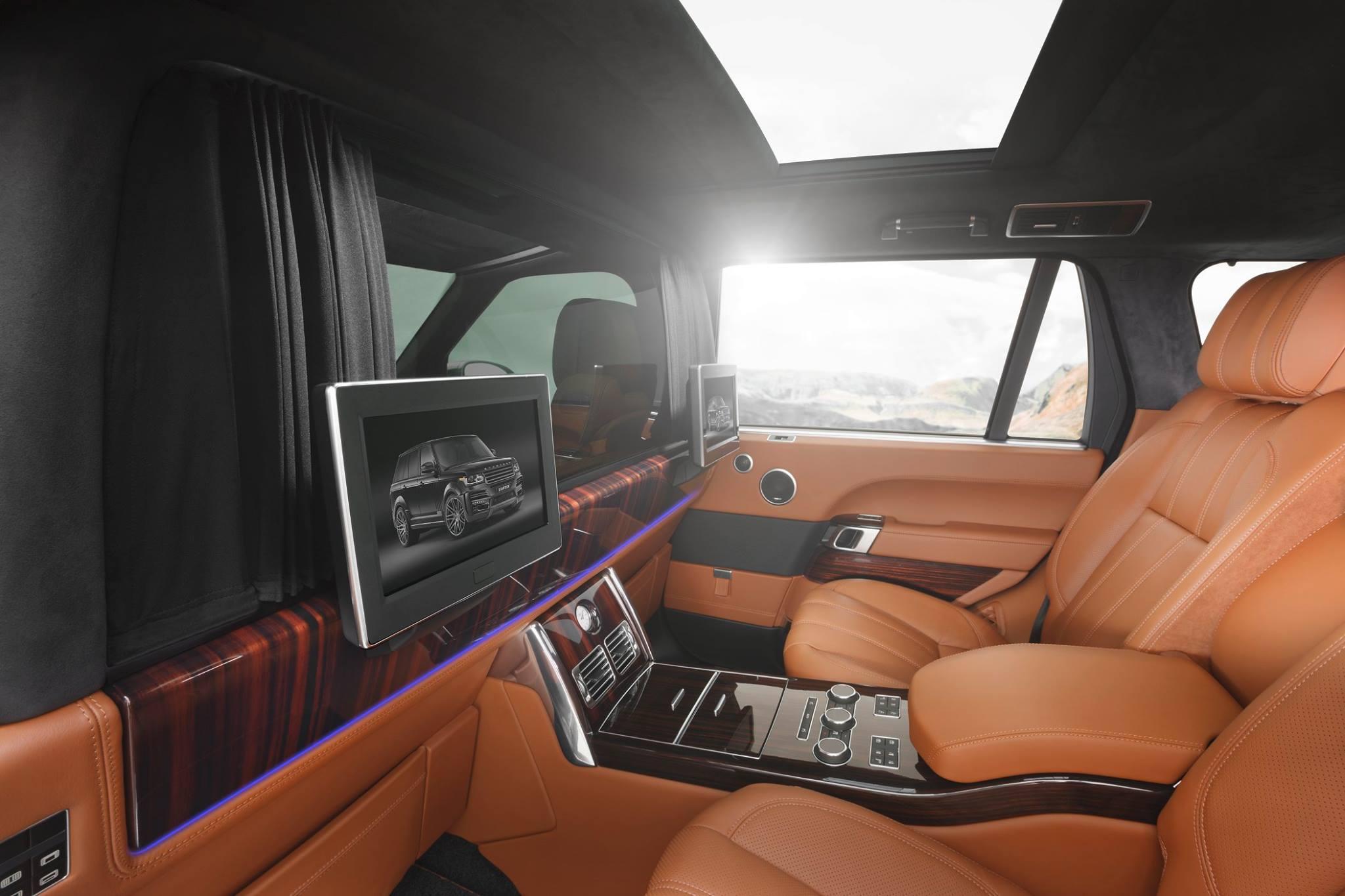 Startech Nobilis Range Rover LWB