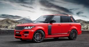 Startech Range Rover пикап