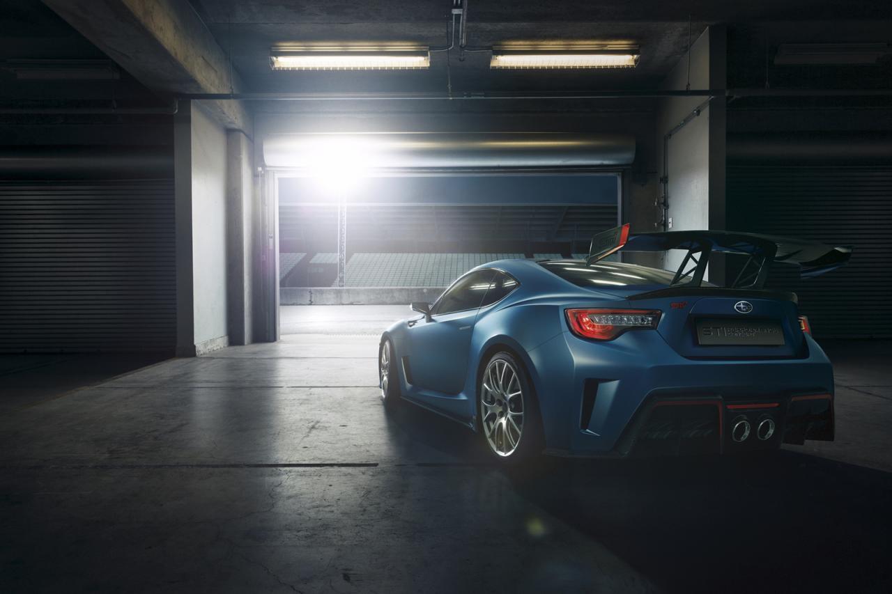 Subaru STI Performance ConceptSubaru STI Performance Concept