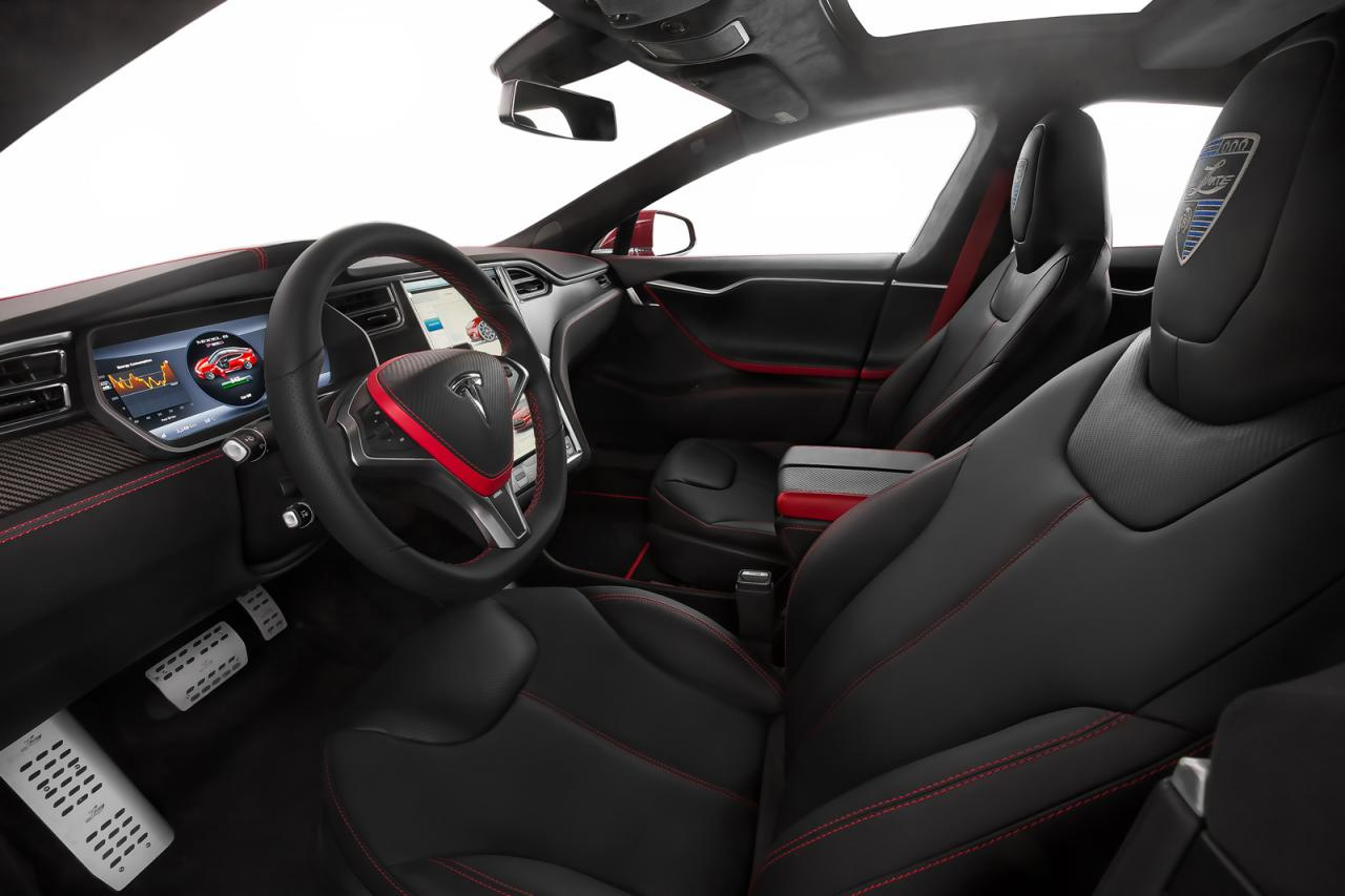 Tesla Model S 85D Elizabetha от LARTE Design