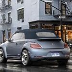 Volkswagen Beetle Convertible Denim edition концепт