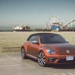 Volkswagen Beetle Convertible Wave edition концепт