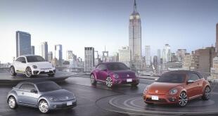 Volkswagen Beetle special edition концепты