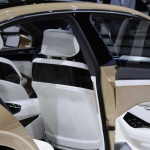 Концепт Volkswagen C Coupe GTE на Шанхайском автосалоне - 2015