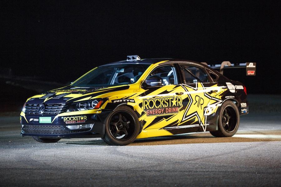 Volkswagen Passat от Tanner Foust для Formula Drift