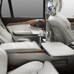 Volvo XC90 Excellence interior