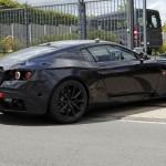 Aston Martin DB11 2017 шпионские фото/spy photo