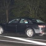 Audi A4 2016 шпионские фото