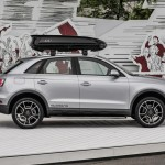 Audi Q3 offroad style